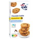 Rewe frei von Chocolate Cookies Laktosefrei & Glutenfrei 145g