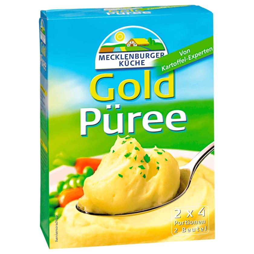 Mecklenburger Küche Goldpüree 2x4 Portionen