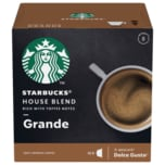 Starbucks House Blend Grande by Nescafe Dolce Gusto 102g, 12 Kapseln