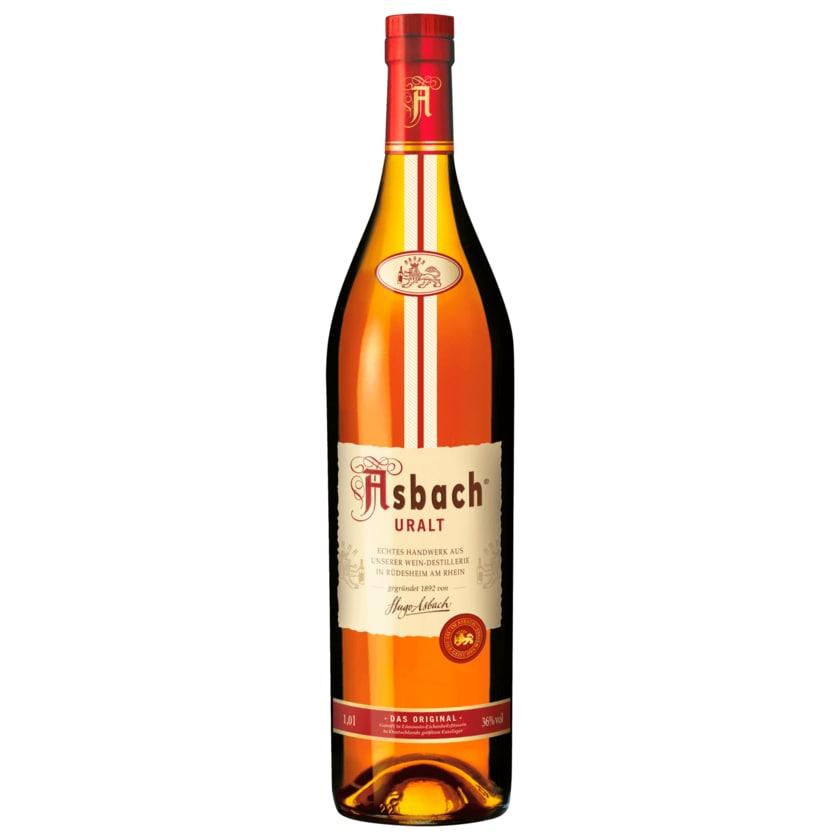 Asbach Uralt Weinbrand 1l