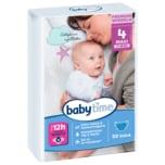 Babytime Windeln Gr.4 7-18kg 50 Stück