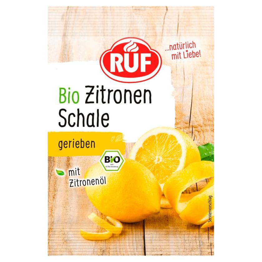 RUF Bio Zitronen Schale gerieben 5g