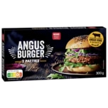 REWE Beste Wahl Angus Burger 300g, 2 Patties