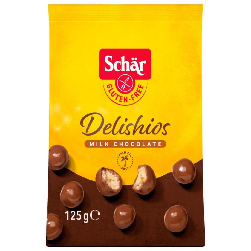 Schär Schokoperlen Delishios glutenfrei 125g
