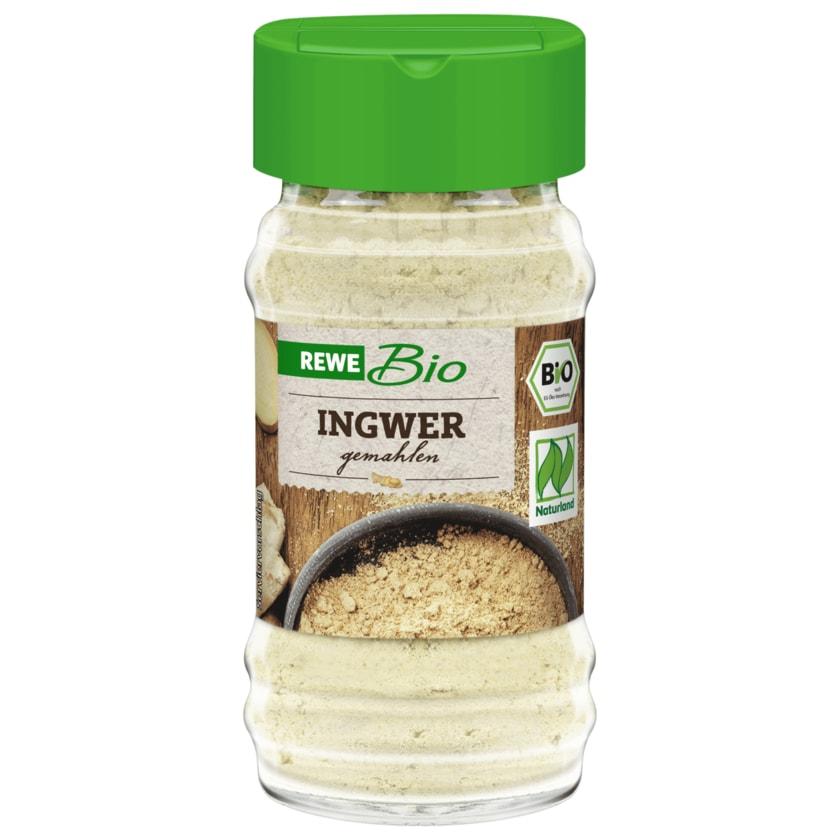 REWE Bio Ingwer gemahlen 30g
