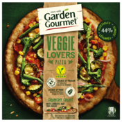 Garden Gourmet Veggie Lovers Pizza vegan 380g