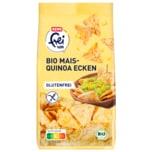 REWE frei von Bio Mais-Quinoa-Ecken glutenfrei 90g