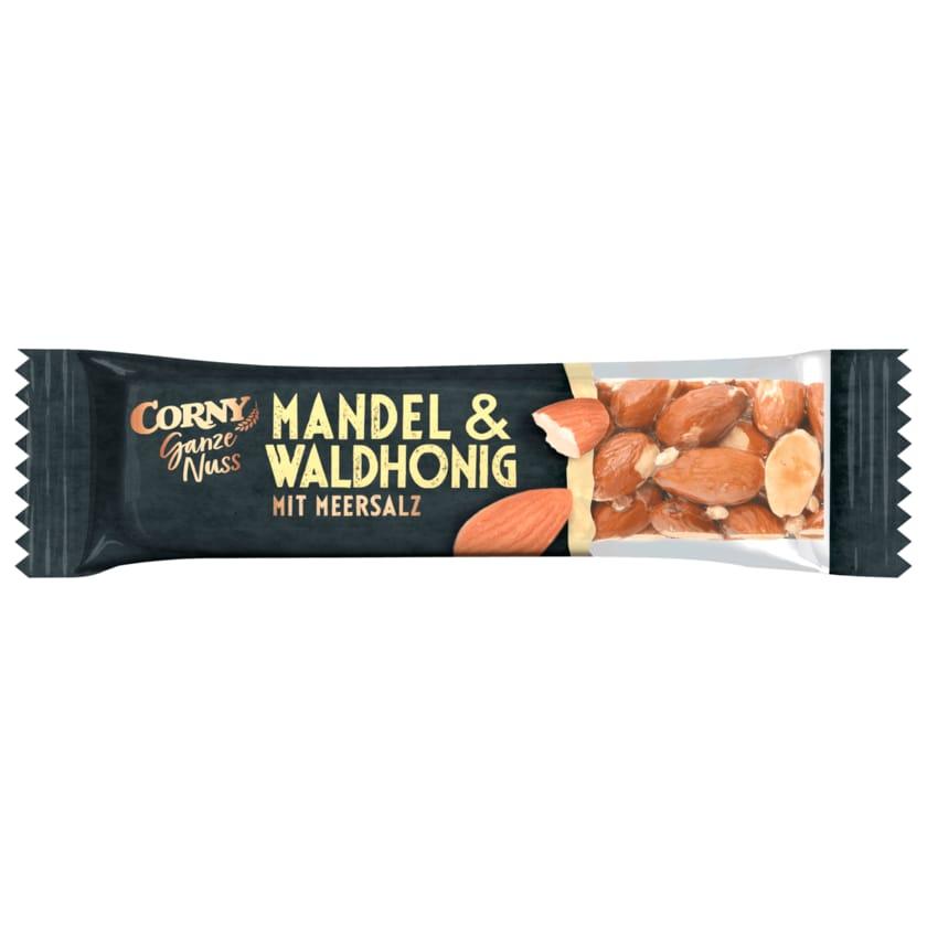 Corny Ganze Nuss Mandel & Waldhonig mit Meersalz 40g
