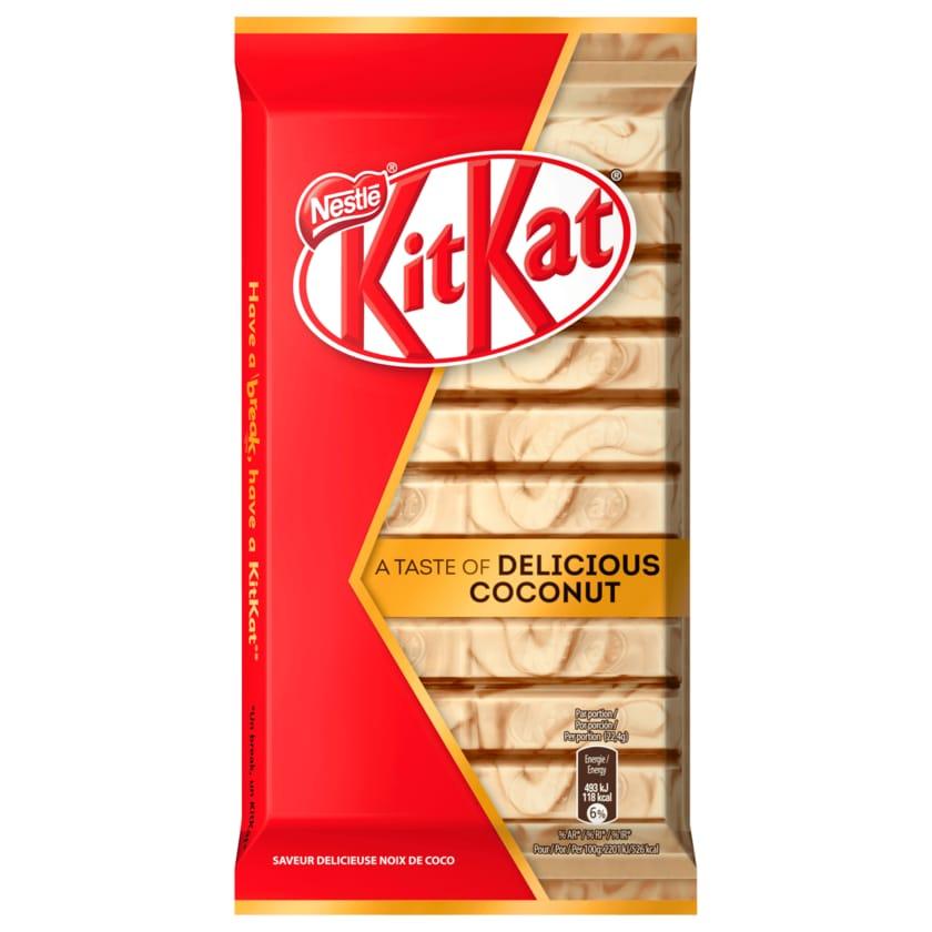 Nestlé KitKat Delicious Coconut 112g