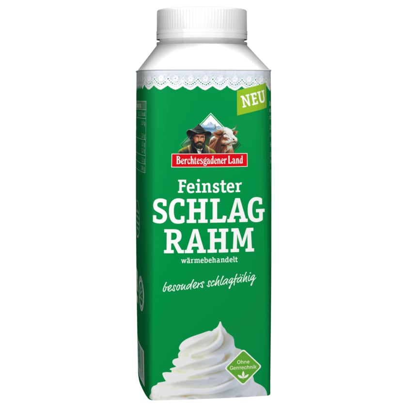 Berchtesgadener Land Feinster Schlagrahm 400g