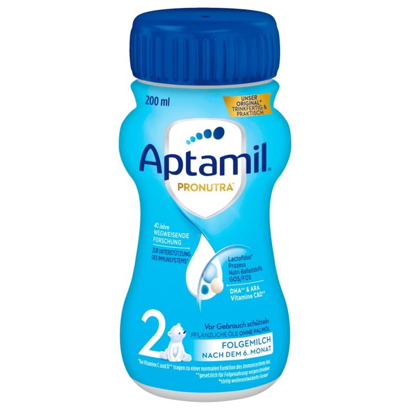 Aptamil Pronutra Advance 2 Folgemilch 2 200ml
