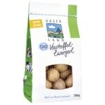 UNSER LAND BIO Früh-Kartoffel-Zwergerl 750g