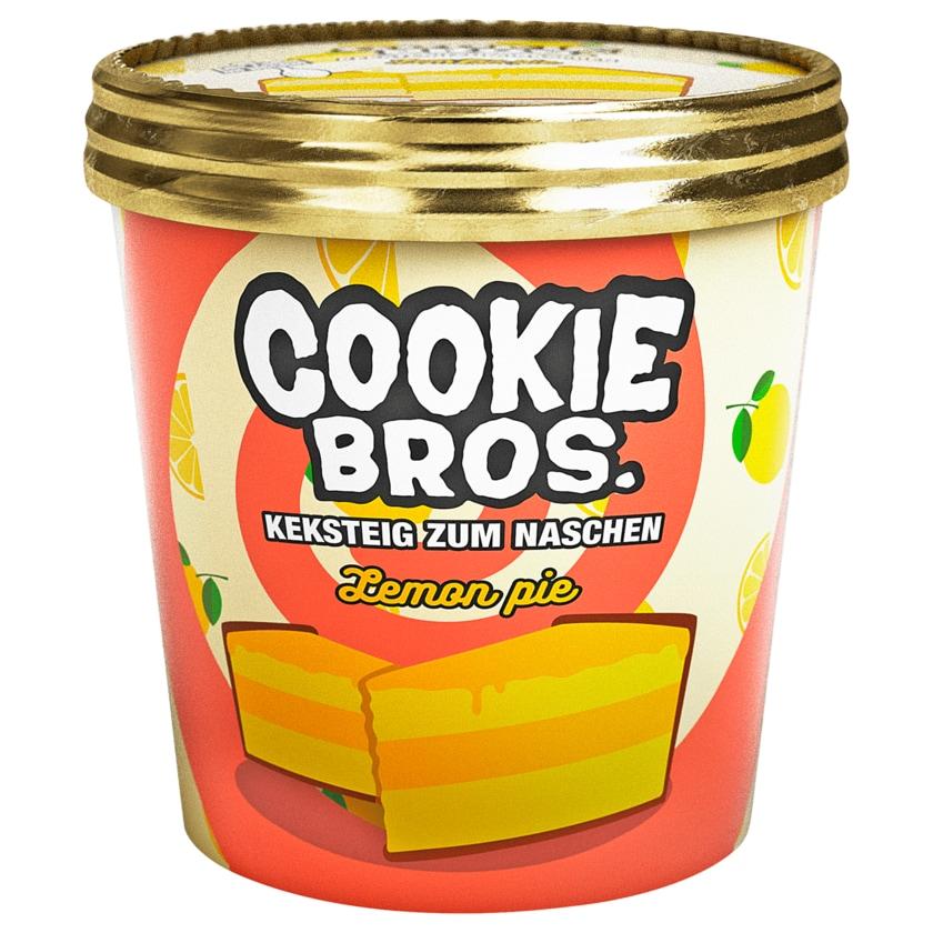Cookie Bros. Keksteig zum Naschen Lemon Pie 160g