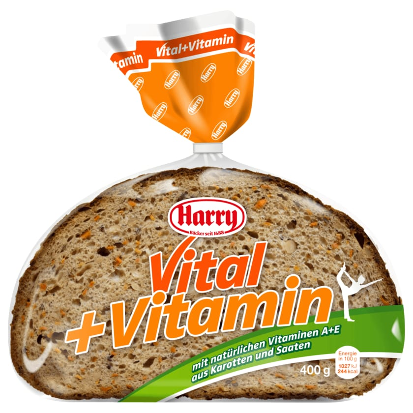 Harry Vital + Vitamin 400g
