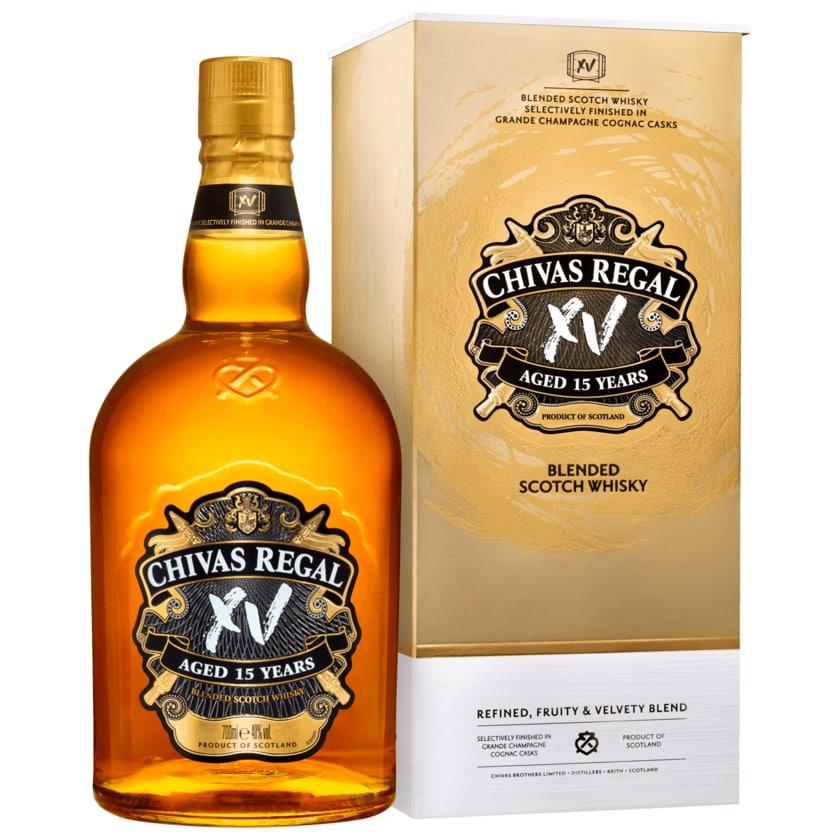 Chivas Regal XV Blended Scotch Whisky 0,7l