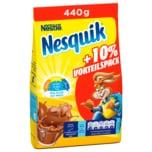 Nestlé Nesquik kakaohaltiges Getränkepulver 440g