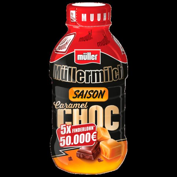Müller Müllermilch Saison Caramel Choc 400ml