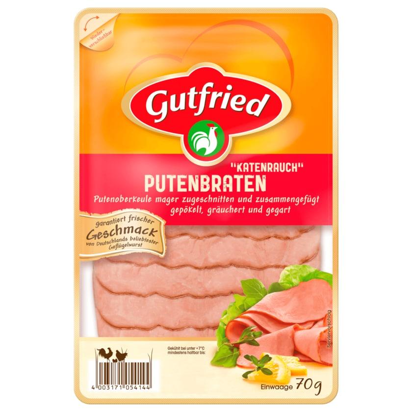 """Gutfried Putenbraten """"Katenrauch"""" 70g"""