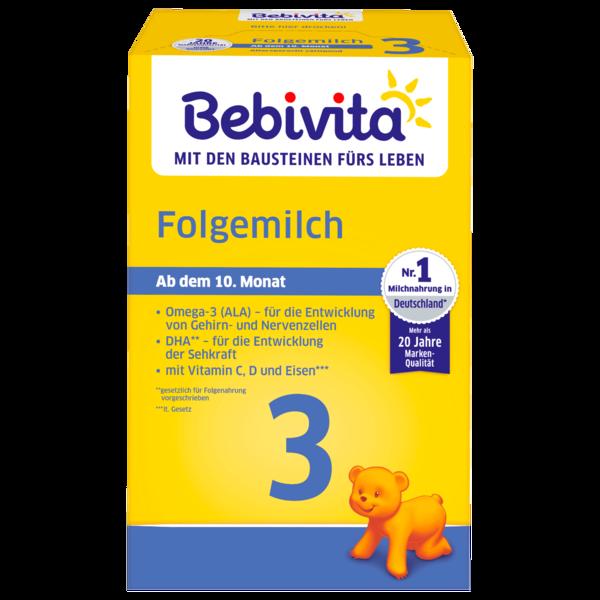 Bebivita Folgemilch 3 500g