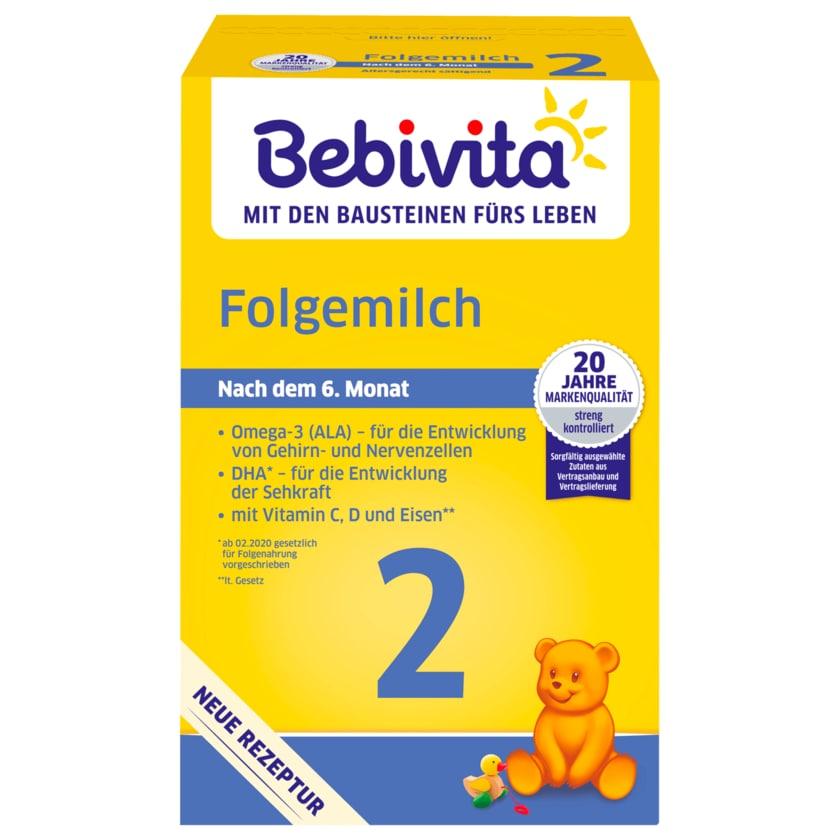 Bebivita Folgemilch 2 500g