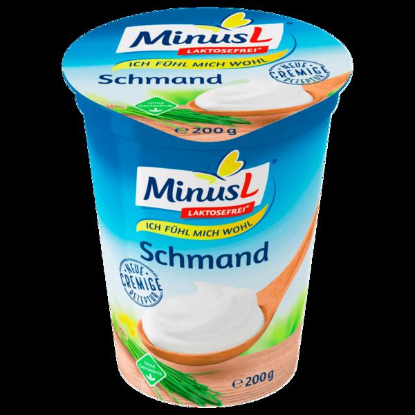 Minus L Schmand 200g