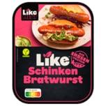 LikeMeat Like Schinken Bratwurst 180g