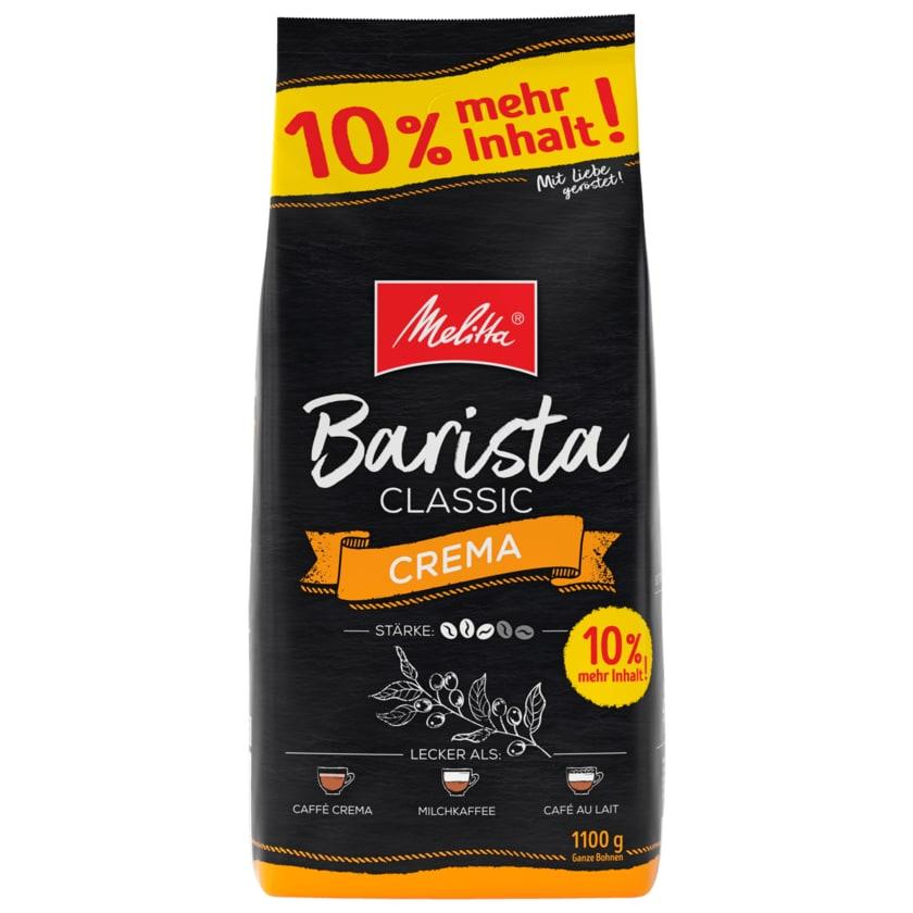 Melitta Barista Crema 1,1kg