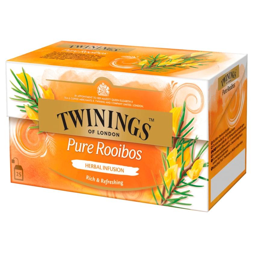 Twinings Pure Rooibos 25x2g