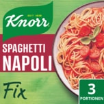 Knorr Fix Spaghetti Napoli für 3 Portionen