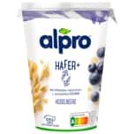 Alpro Joghurtalternative Hafer+ Heidelbeere vegan 400g