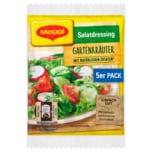 Maggi Salatdressing Gartenkräuter 40g, 5x8g