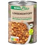 REWE Bio Linseneintopf 400g