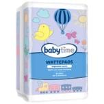 Babytime Baby Wattepads 60 Stück