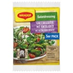 Maggi Salatdressing Gartenkräuter mit Knoblauch 40g, 5x8g