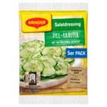 Maggi Salatdressing Dill-Kräuter 45g, 5x9g
