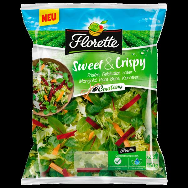 Florette Salatmischung Sweet & Crispy 150g