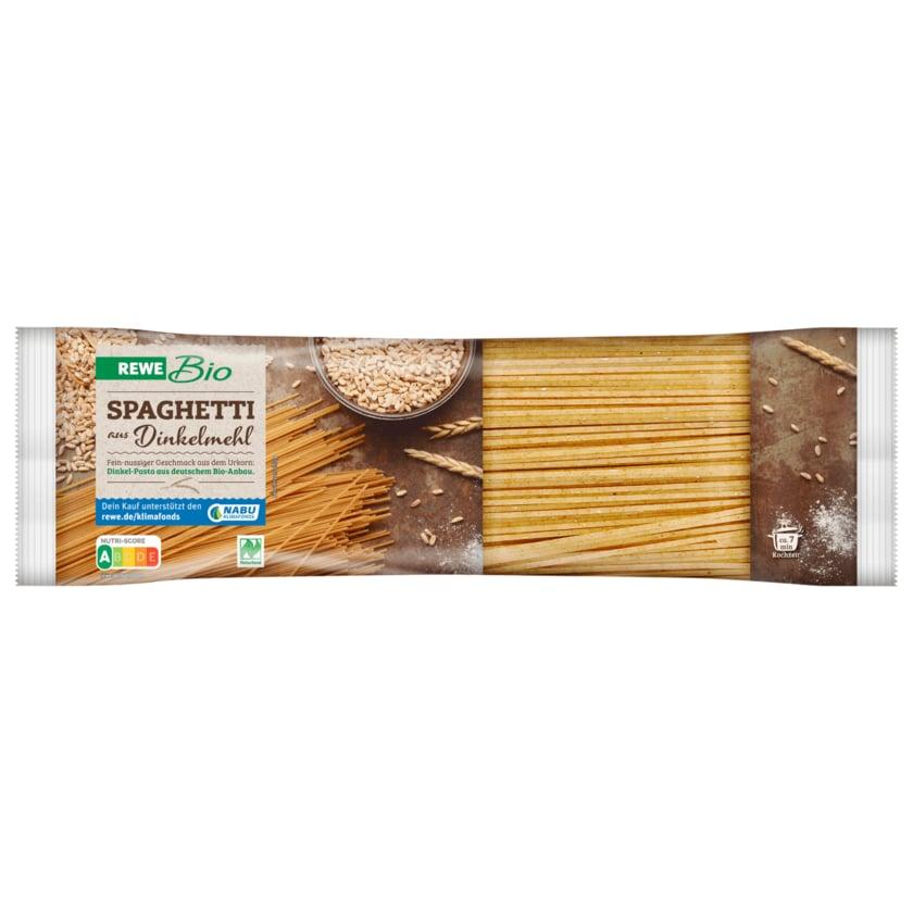 REWE Bio Spaghetti Dinkel 500g