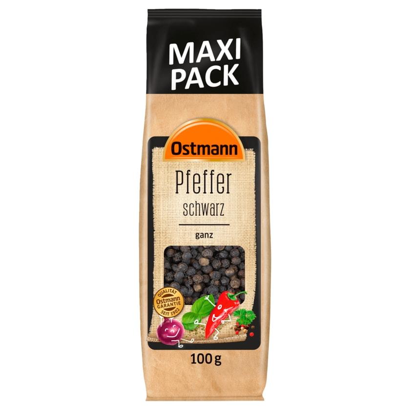 Ostmann Pfeffer schwarz ganz 100g