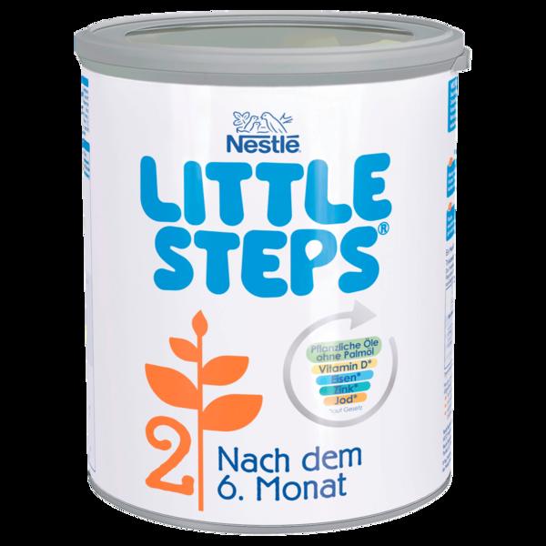 Nestlé Little Steps 2 Folgemilch 800g