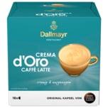 Nescafé Dolce Gusto Dallmayr Crema d'oro Caffè Latte Kaffeekapseln 160g