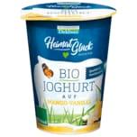HeimatGlück Joghurt Bio Mango-Vanille 400g