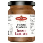 Bertolli Bruschetta Brotaufstrich Tomate Basilikum 90g
