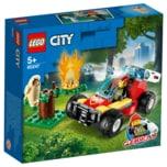 Lego City Waldbrand 84 Teile