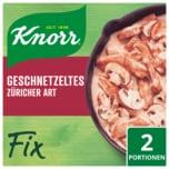 Knorr Fix Geschnetzeltes Züricher Art 36g