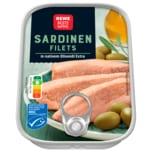 REWE Beste Wahl Sardinen Filets 100g