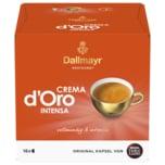 Nescafé Dolce Gusto Dallmayr Crema d´Oro intensa Kaffeekapseln 112g