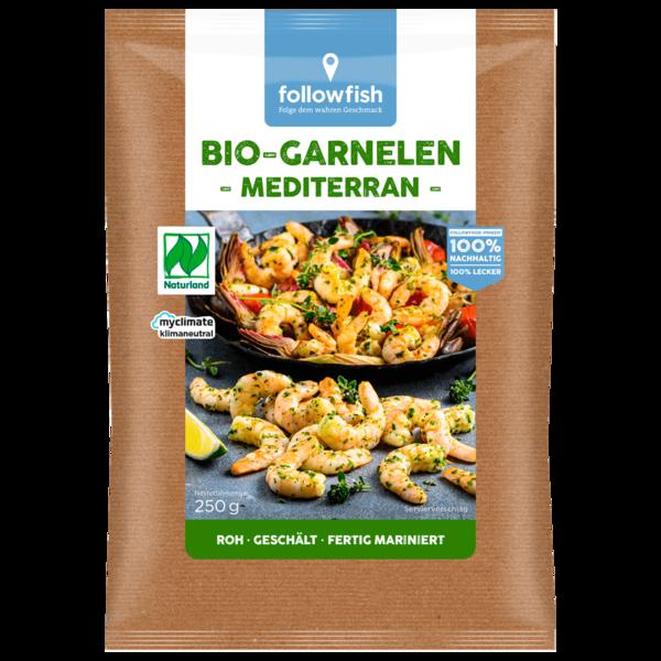 Followfisch Bio Garnelen Mediterran 250g