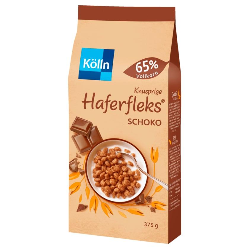 Kölln Knusprige Haferfleks Schoko 375g