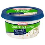Homann Quark & Gurke Aufstrich 135g