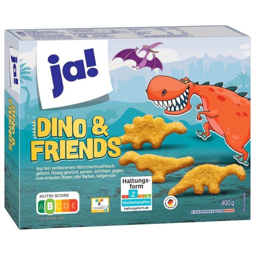 ja! Dino & Friends Hähnchenbrustfilet 400g